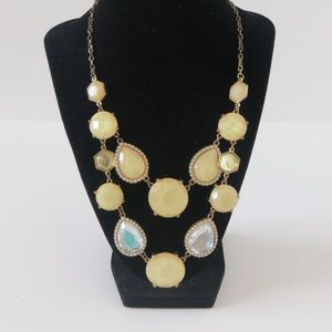 INC Yellow Necklace